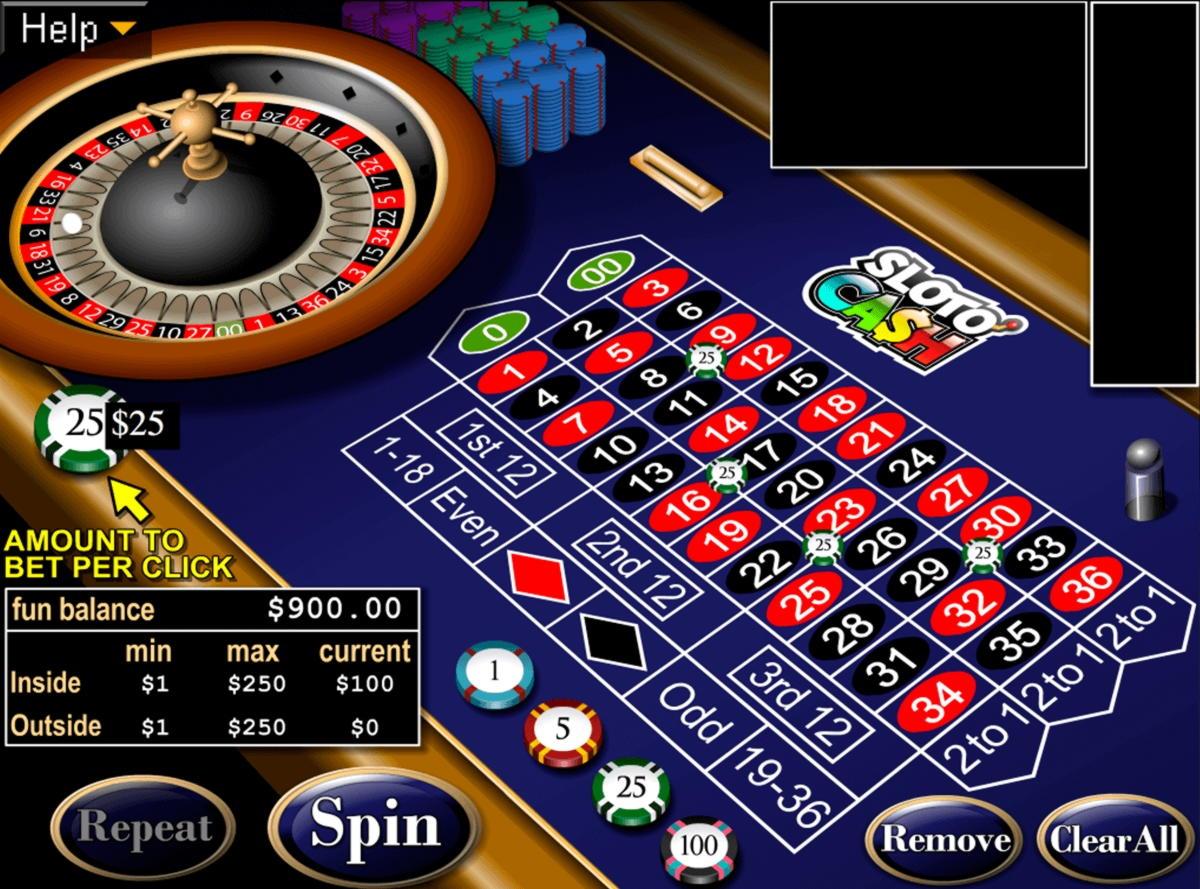 $4840 No Deposit Casino Bonus at Sloto'Cash