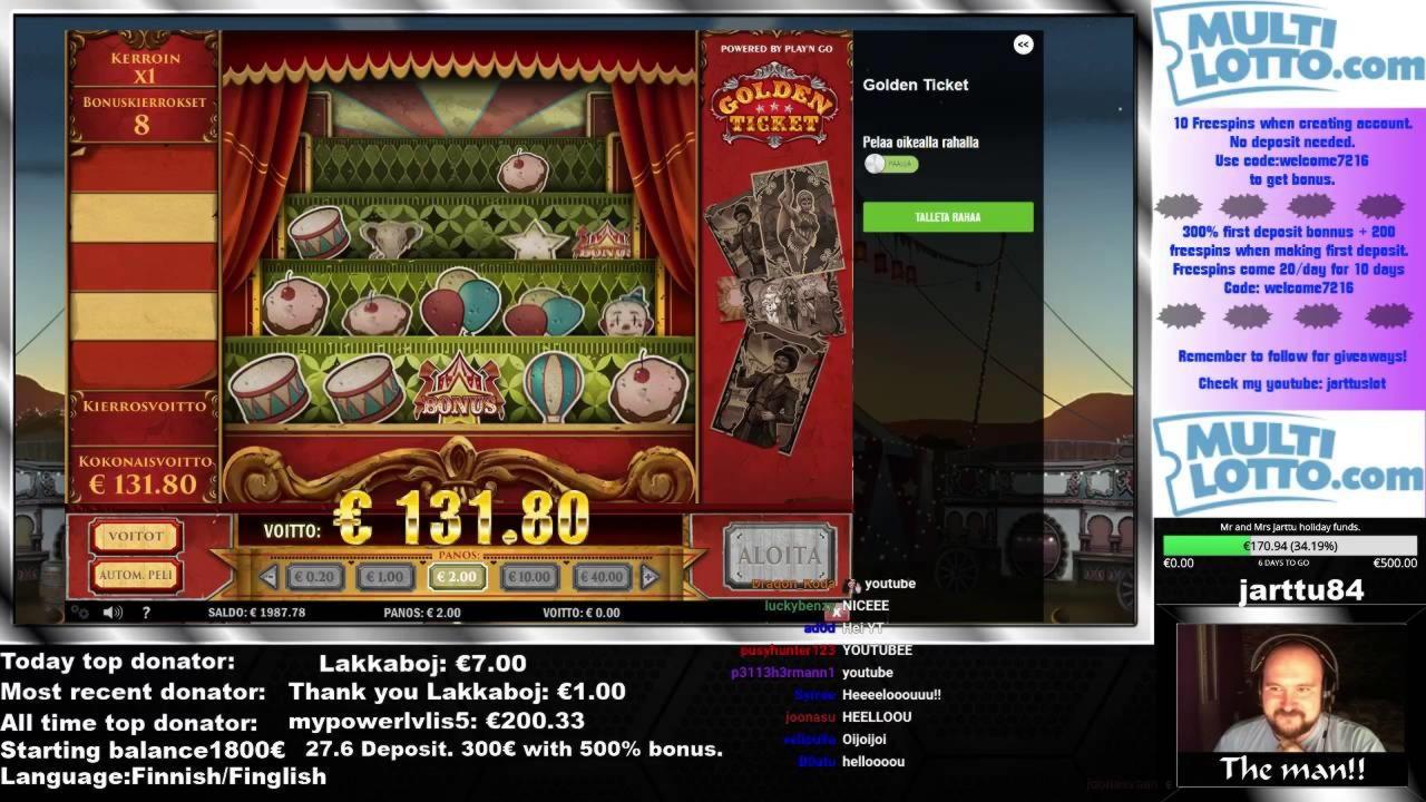 840% Sloto'Cash के एक कैसीनो में मैच
