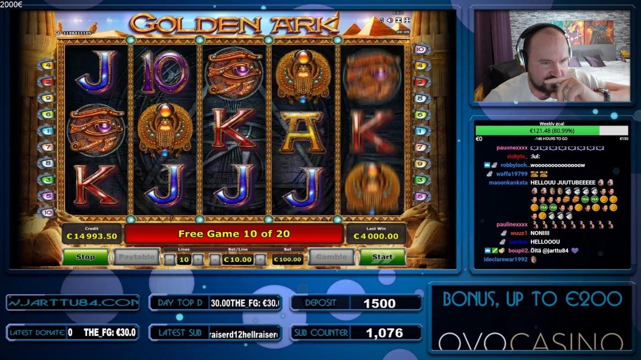 EUR 390 free chip at Sloto'Cash