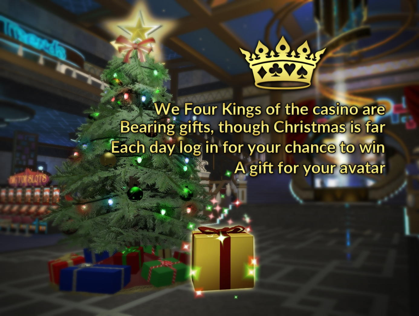 € 215 Daily freeroll slot turnering på Joy Casino