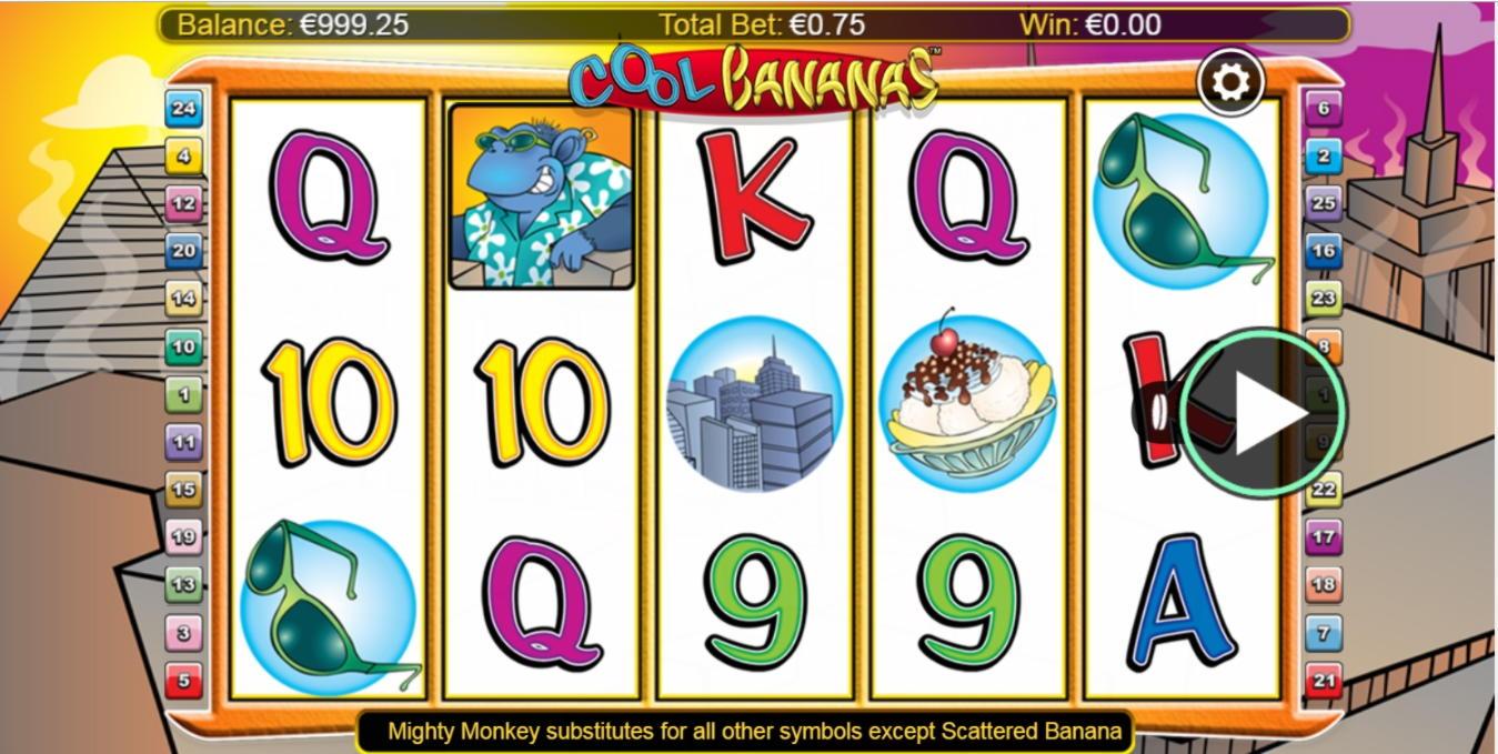 235 free spins at Casino.com