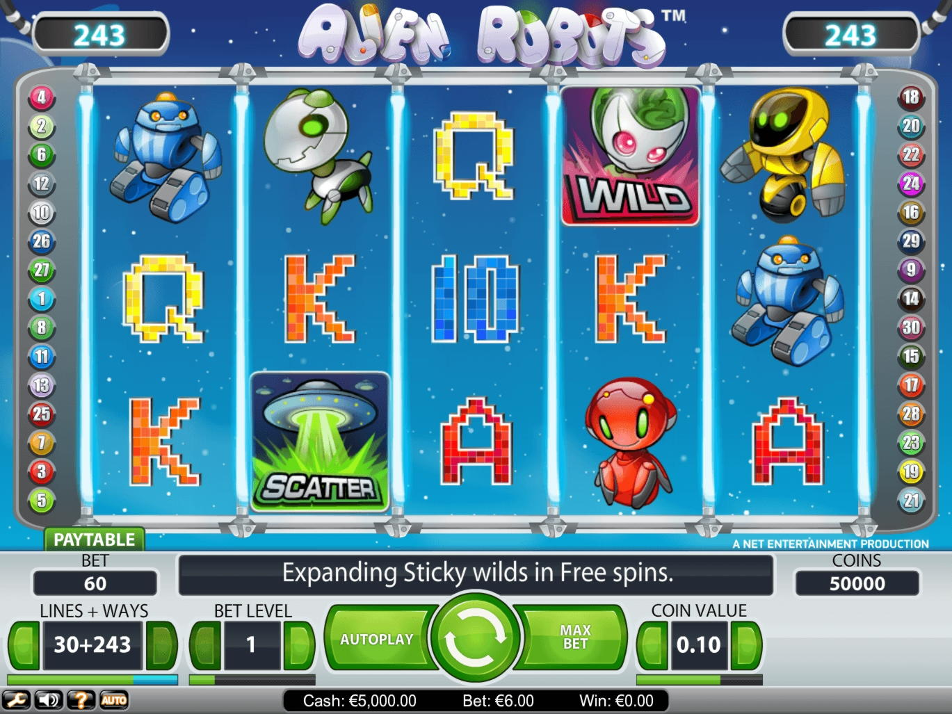 150 Free spins no deposit at Party Casino
