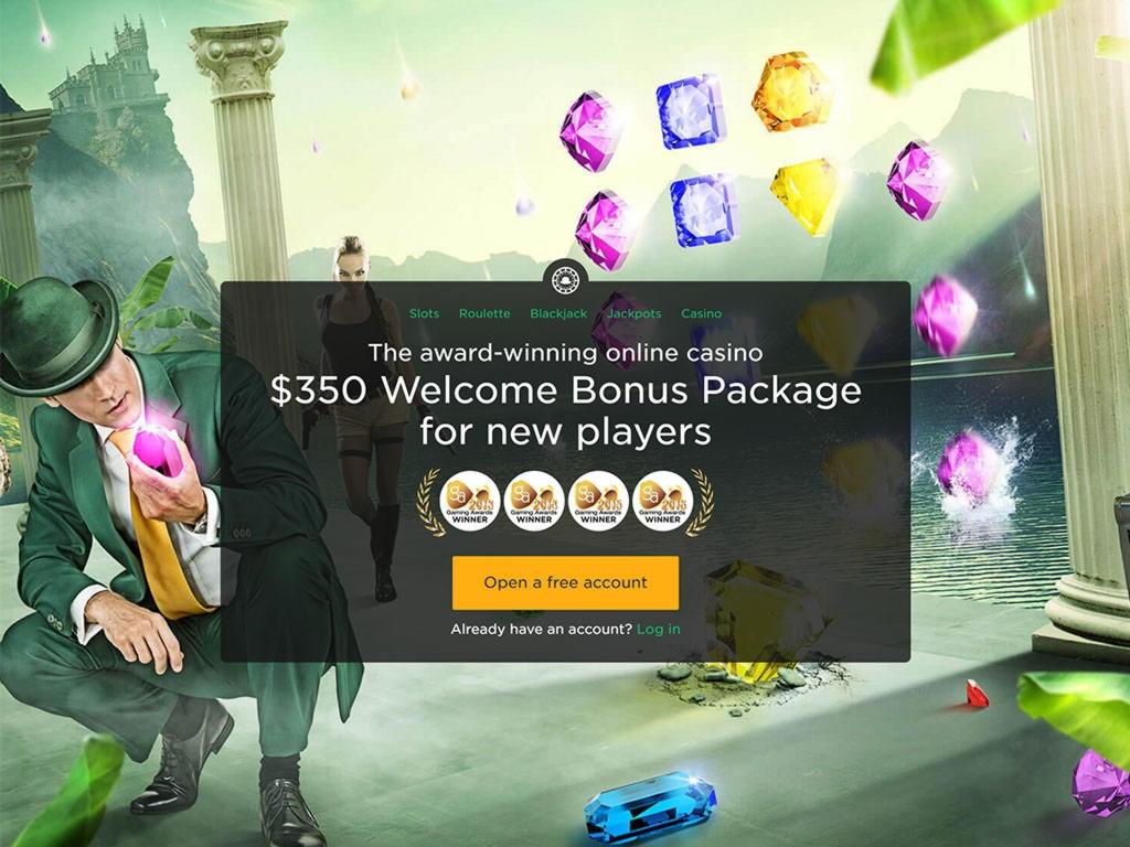 $ 222 bez bonus depozita na Wink slotovima