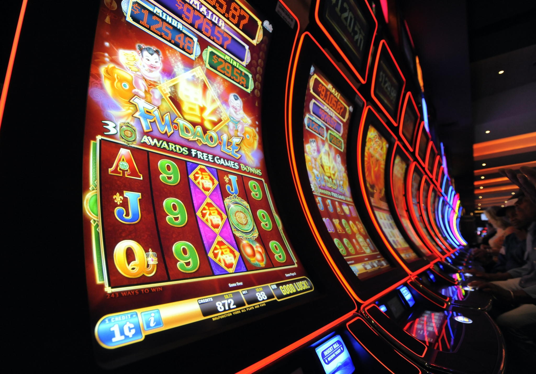 Le casino gratuit 170 tourne au PH Casino