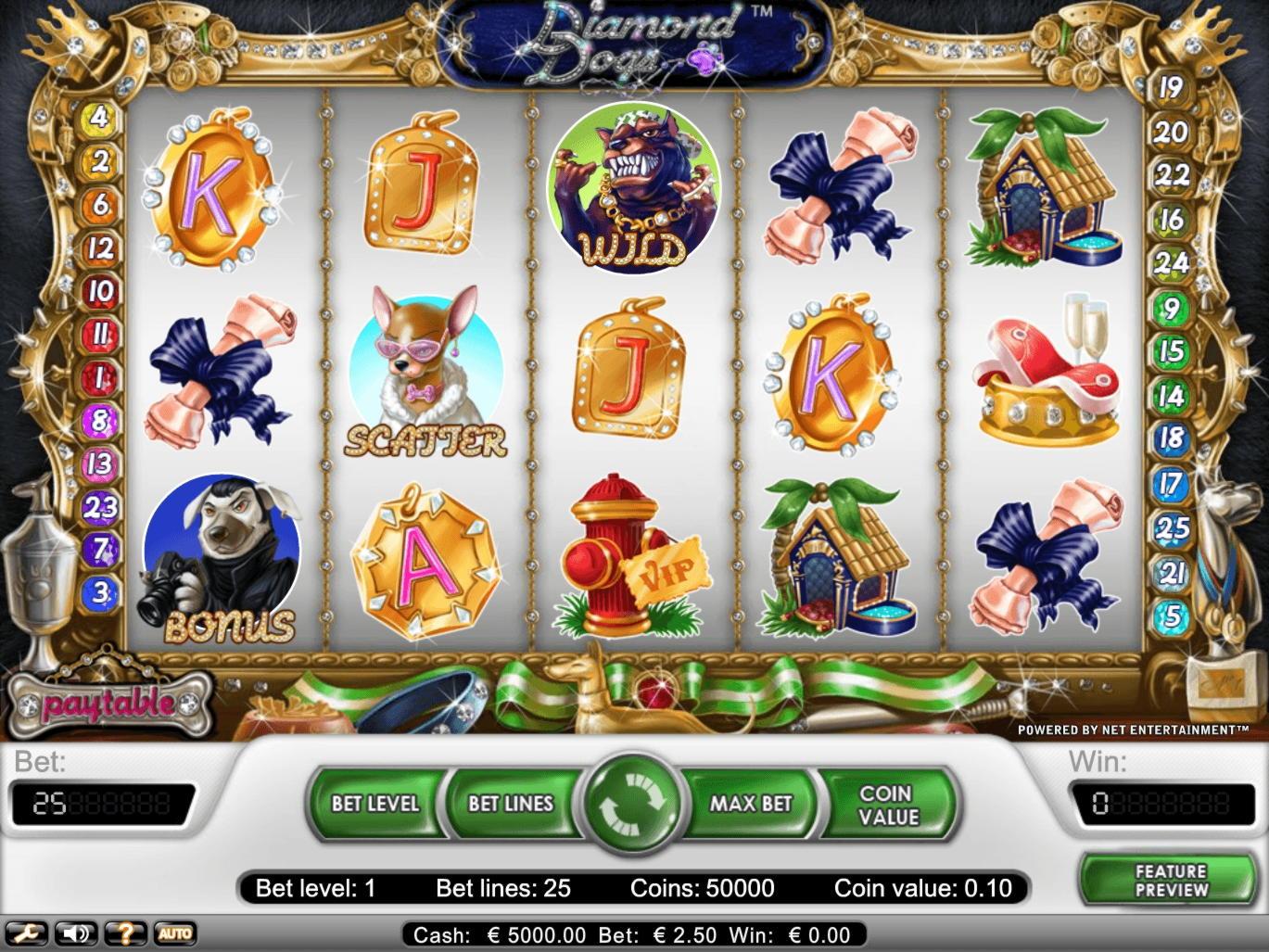 125 Free spins bez depozytu w Mansion Casino
