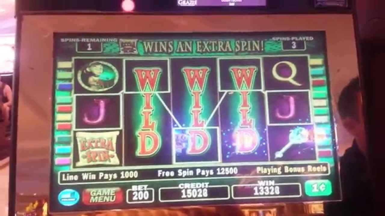 € 485 Casino- ի մրցաշարի ֆերերոլը Լեո Վեգասում