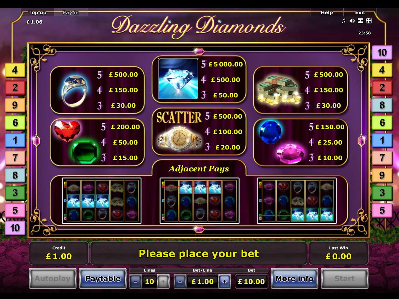 Casino.com сайтында £ 675 Казино турнирлері фриролл
