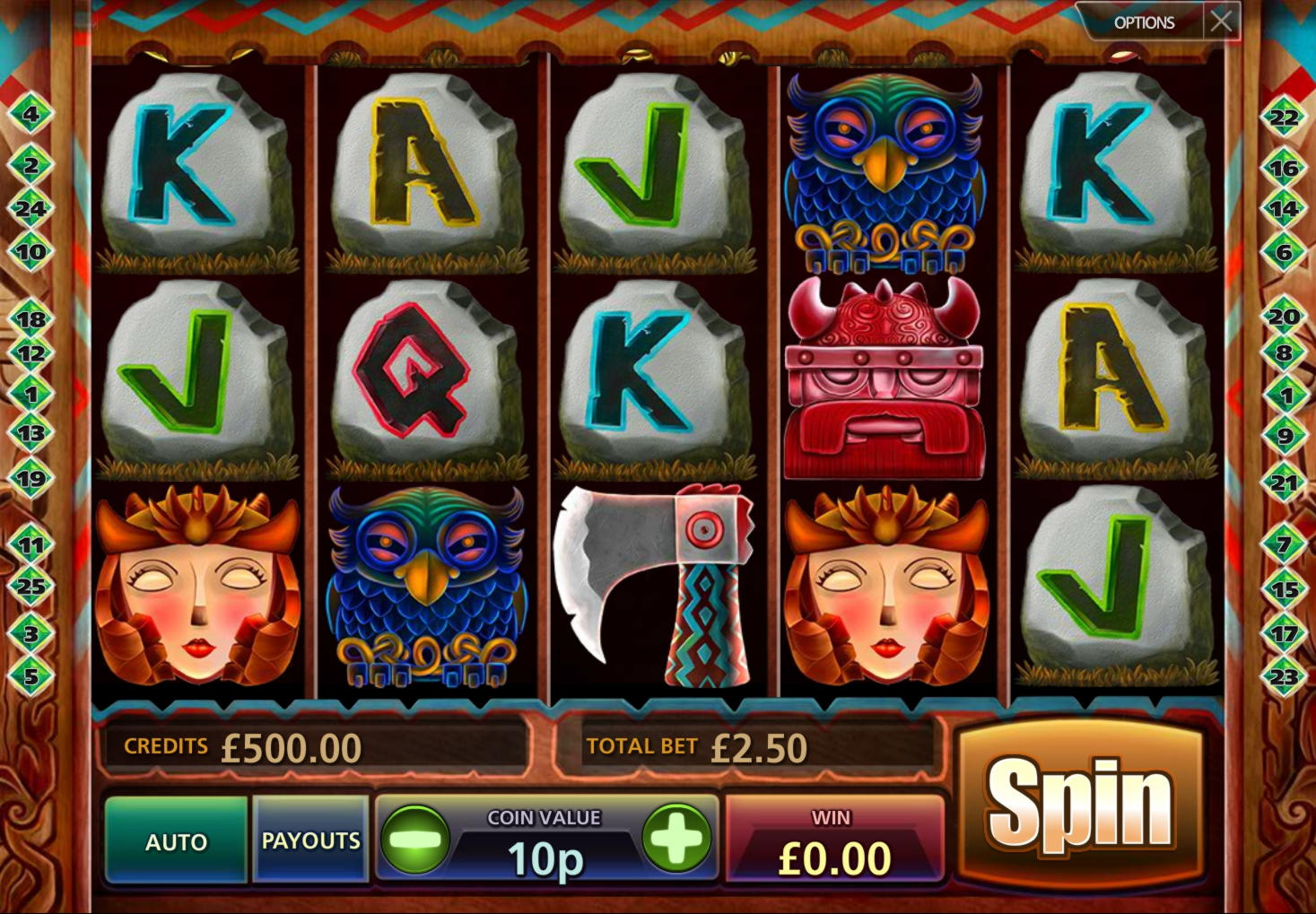595% uvítací bonus v kasíne-X