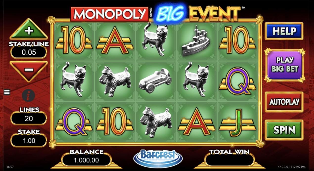 290 Free- ը Spinning Party Casino- ում