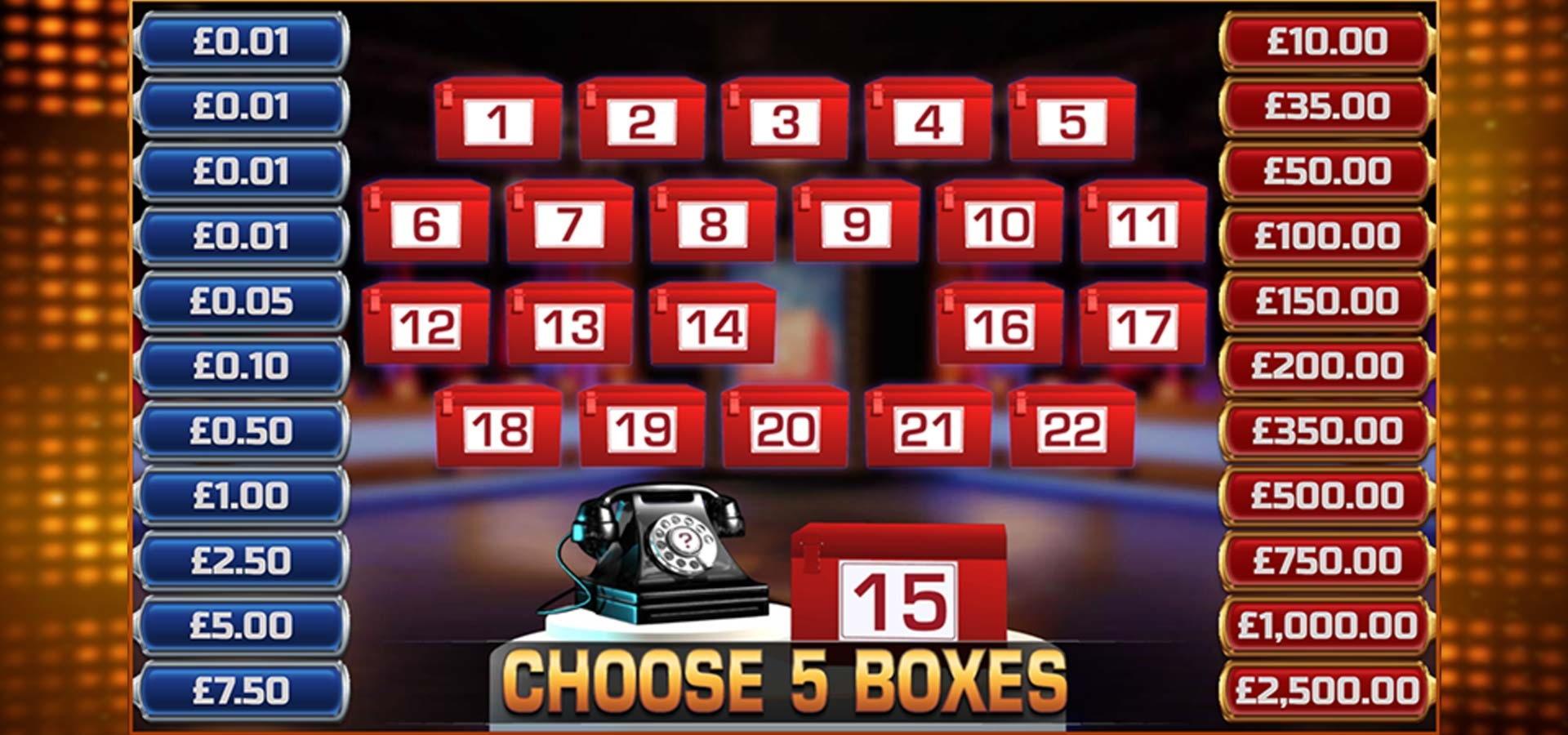 Box 245 Casino- ում $ 24 բջջային ֆրերոլի մրցաշար