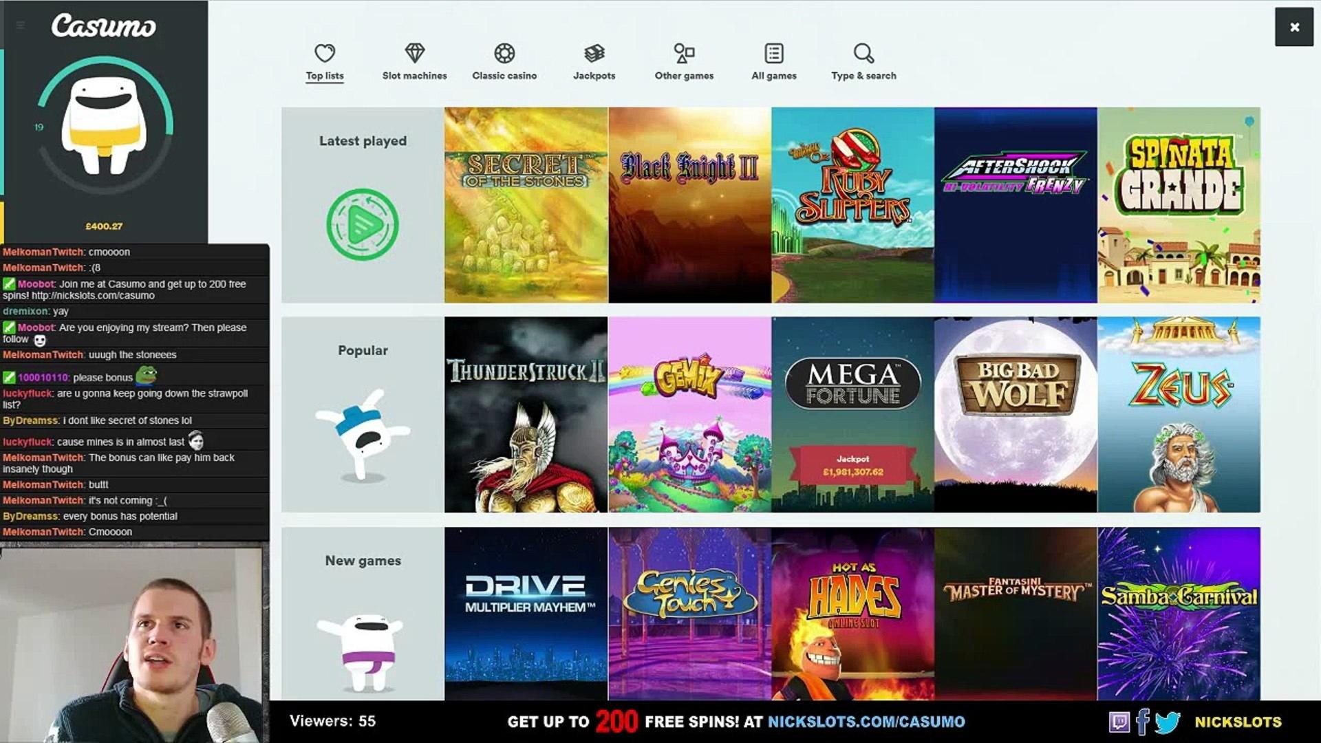 145% Best signup bonus casino at Leo Vegas