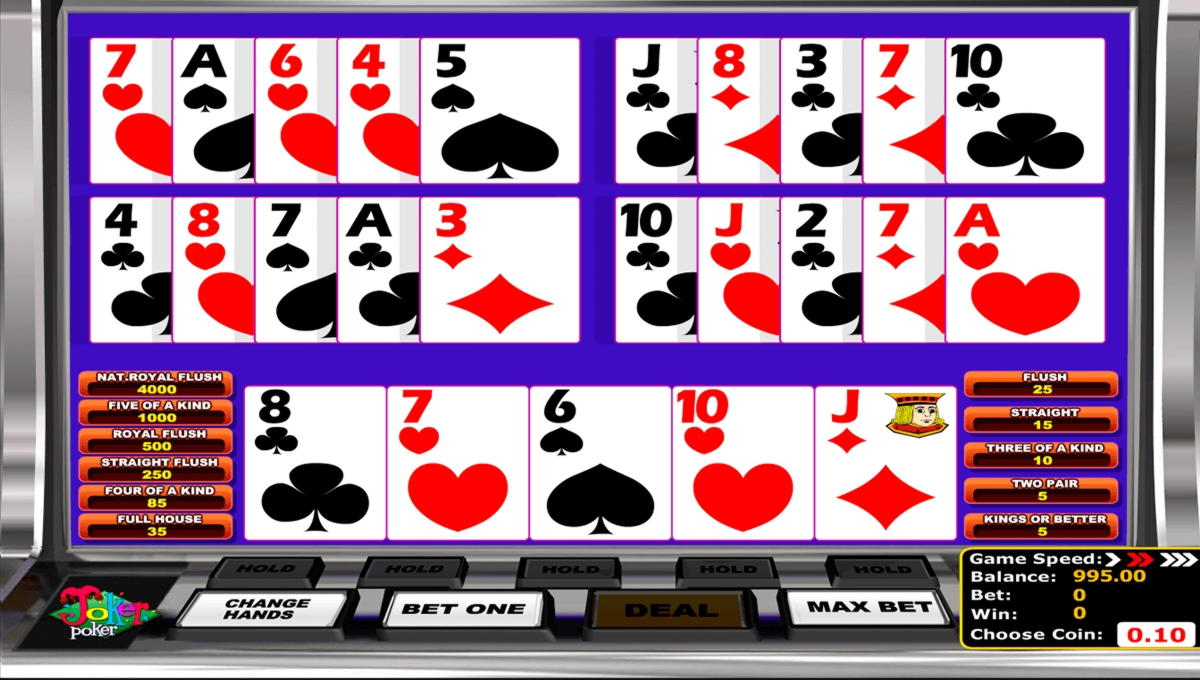 280% Welcome Bonus Joy Casino