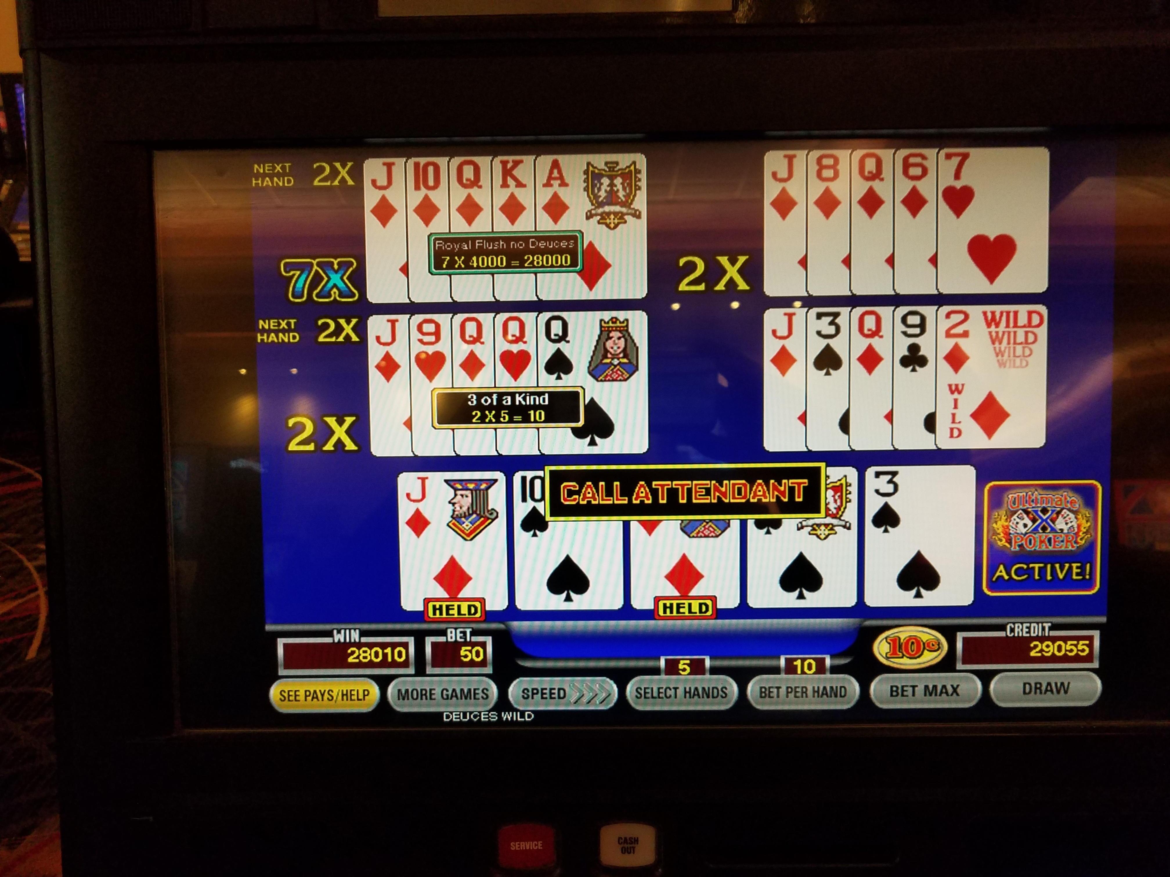 $ 115 ақысыз чипте партиялық казинода