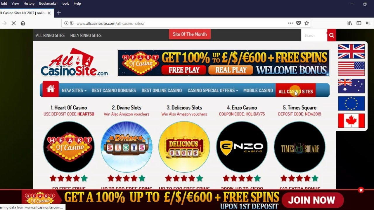 66 Free spins casino su Gamebookers