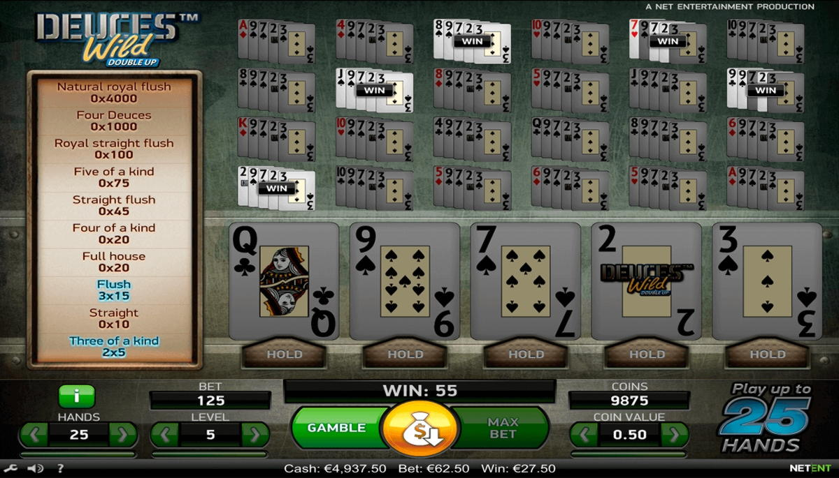 £375 Free Casino Ticket at Casino-X