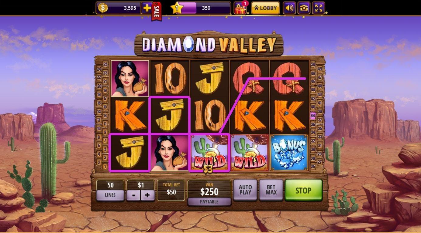 Brezplačna casino 15 se vrti v Jackpotih Treasure Island (Sloto Cash Mirror)