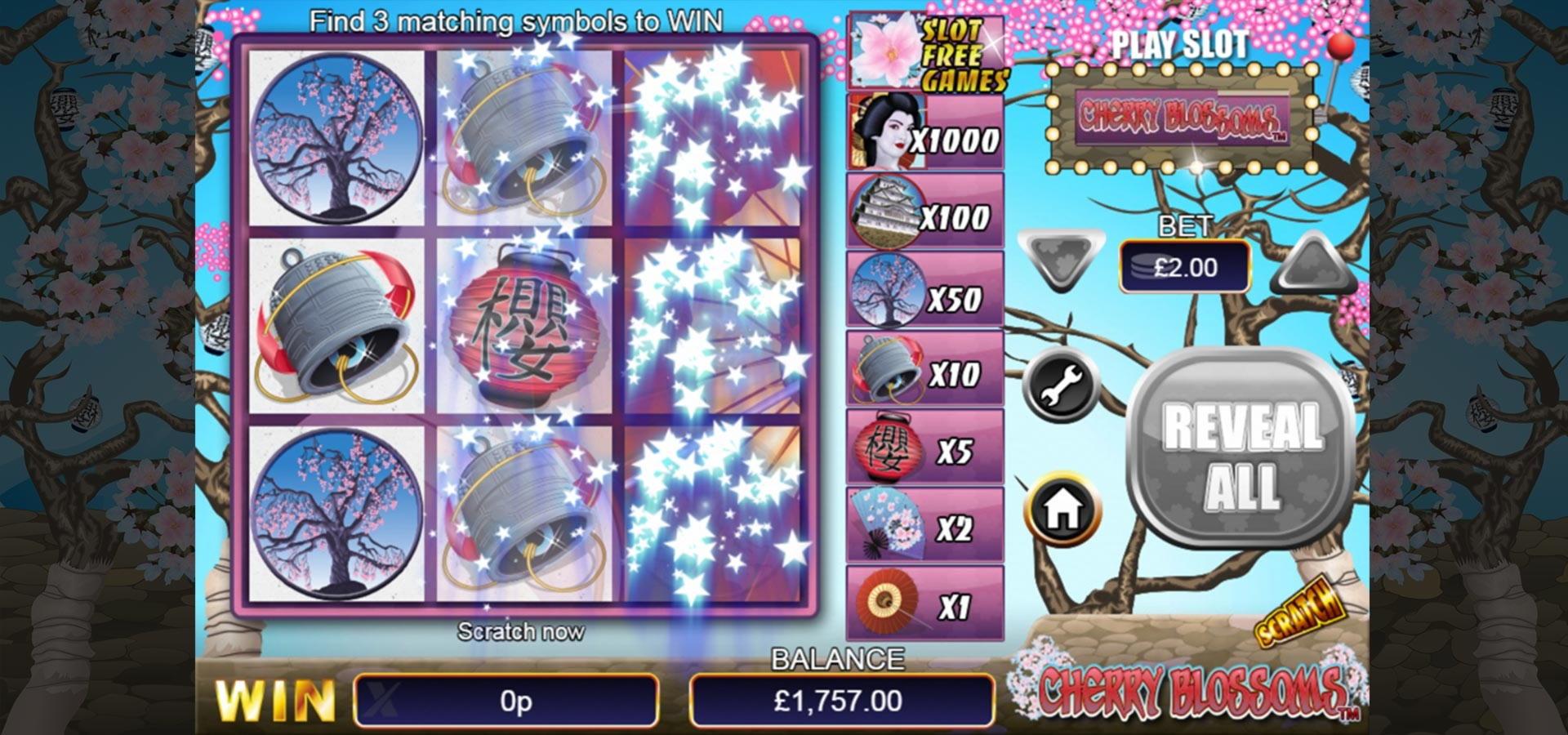 $475 casino chip at Sloto'Cash