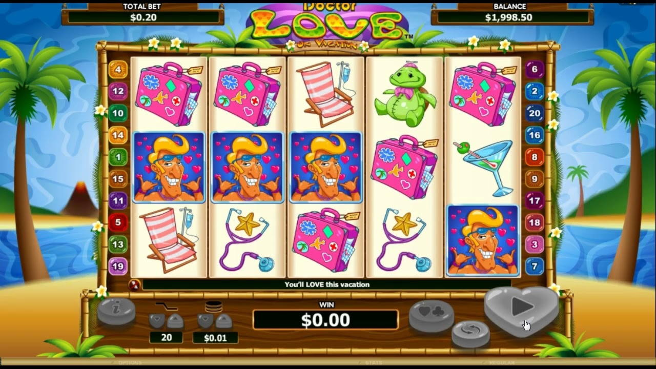 140 free casino spins at Dream Vegas