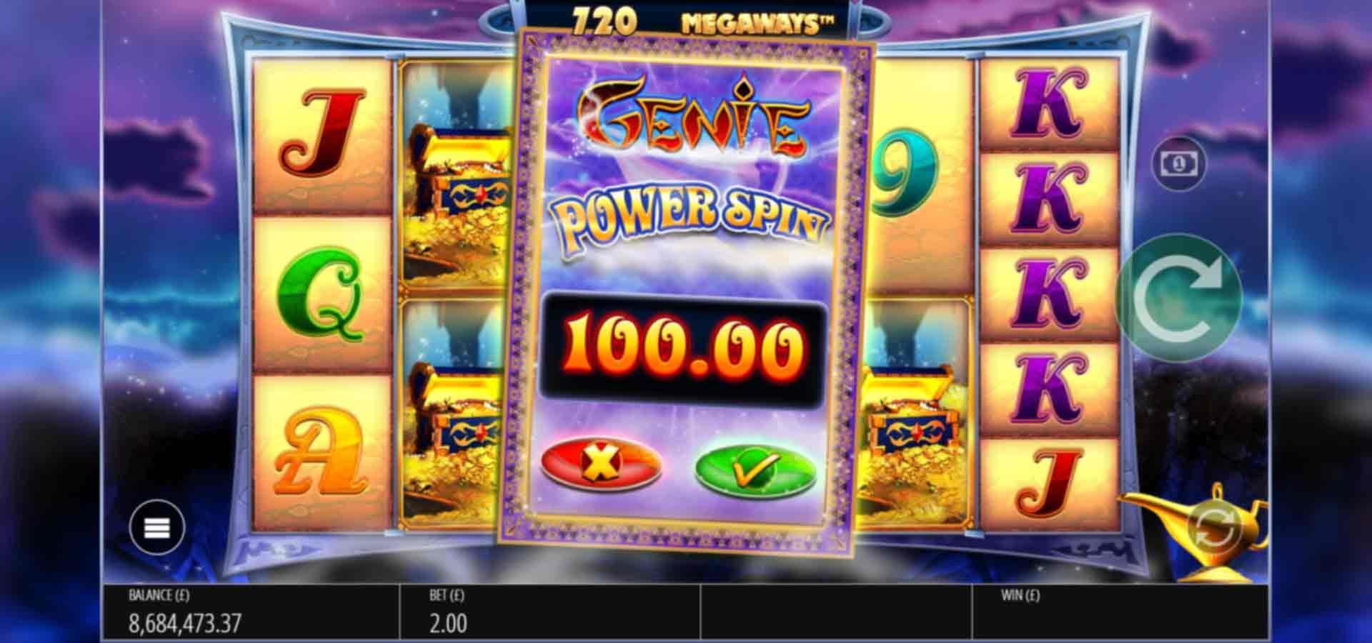 675% Խաղադրույքներ `« Dream Vegas- ում »կազինոյում