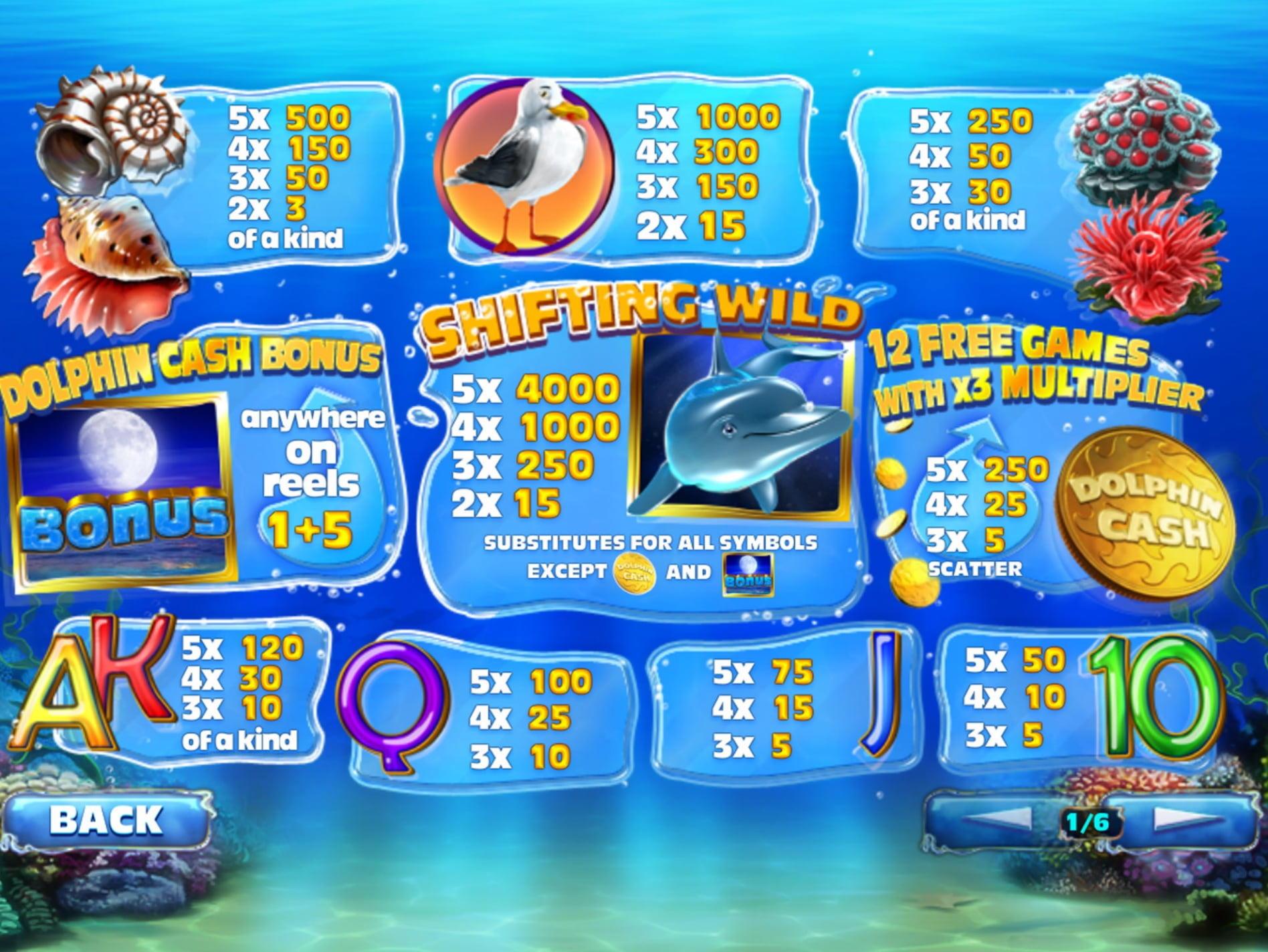 105 Free Spins Խաղատուն Wink Slots- ում