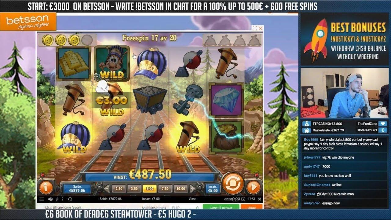 740% Match på et kasino hos bwin