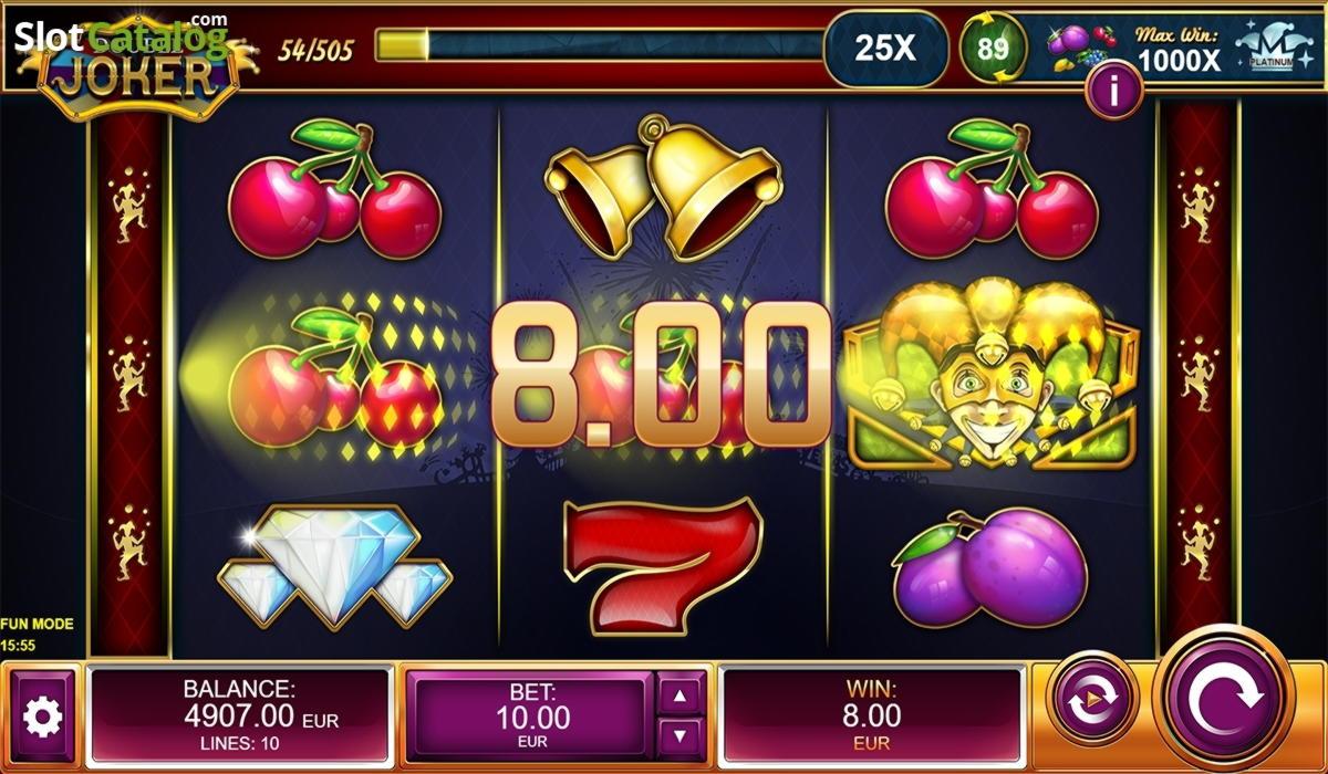 Eur 4960 NO DEPOSIT CASINO BONUS at Party Casino