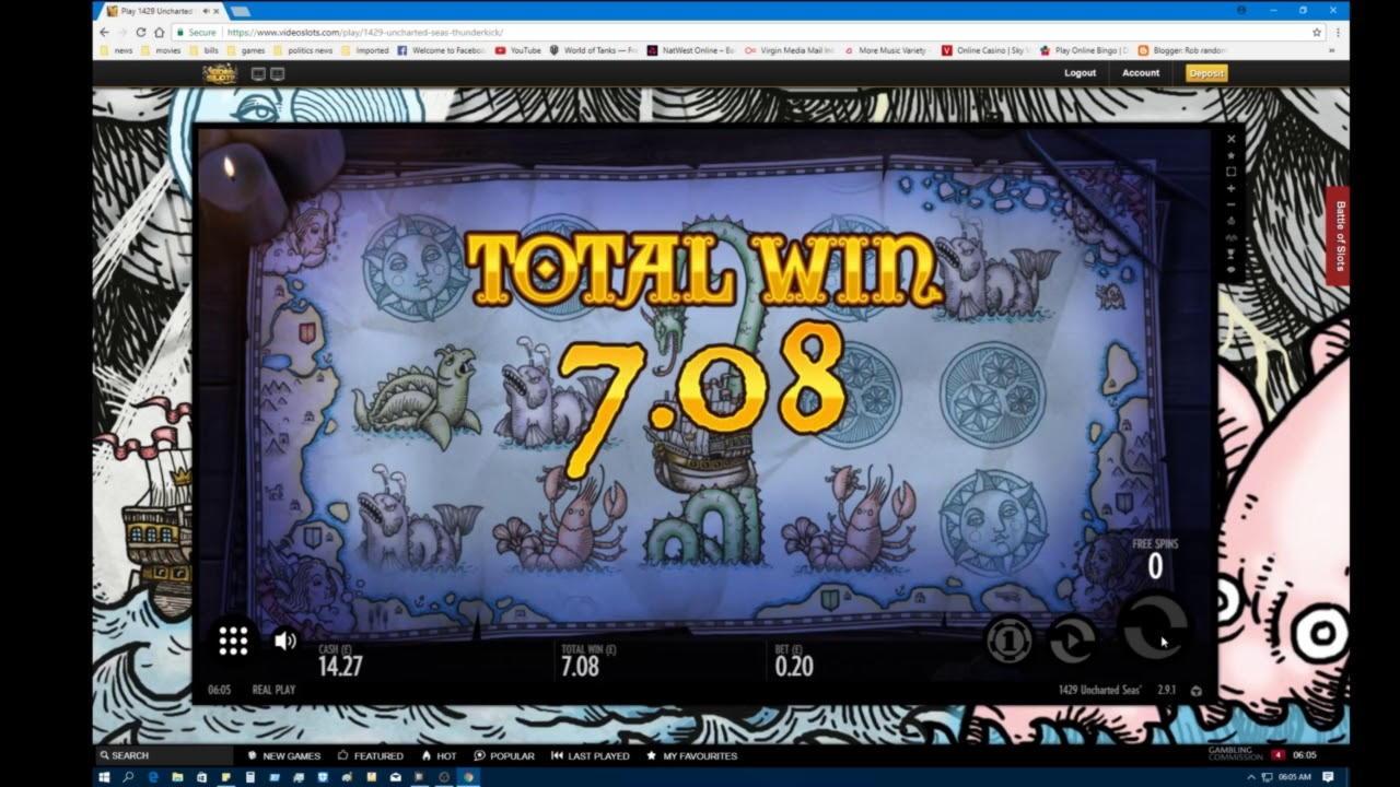 € 125 GRATIS CHIP CASINO hos Treasure Island Jackpots (Sloto Cash Mirror)