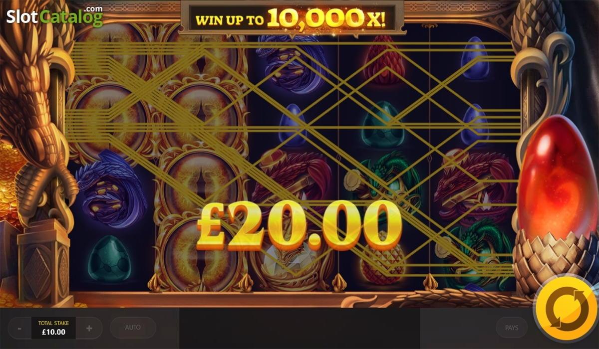 Sloto'Cash-da $ 1375 Depozitari Casino Bonusi