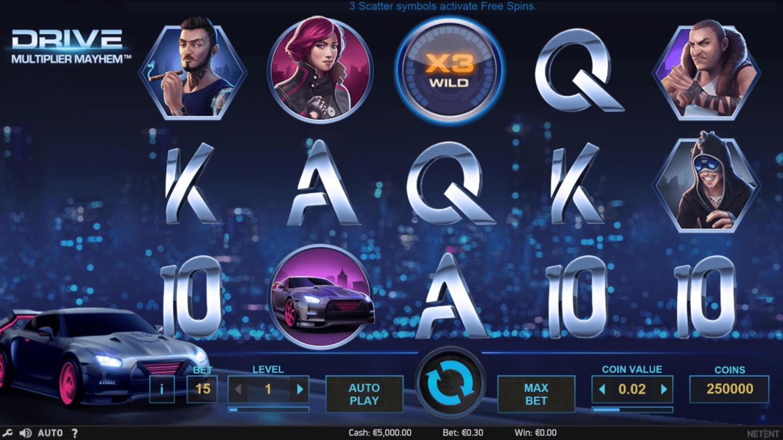 Бозиҳои 95 бозиҳои банкиро дар Бозиҳои X Casino бозӣ мекунанд