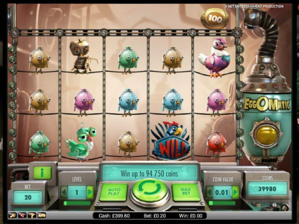 85 Free Casino Spins a Sloto'Cash-en