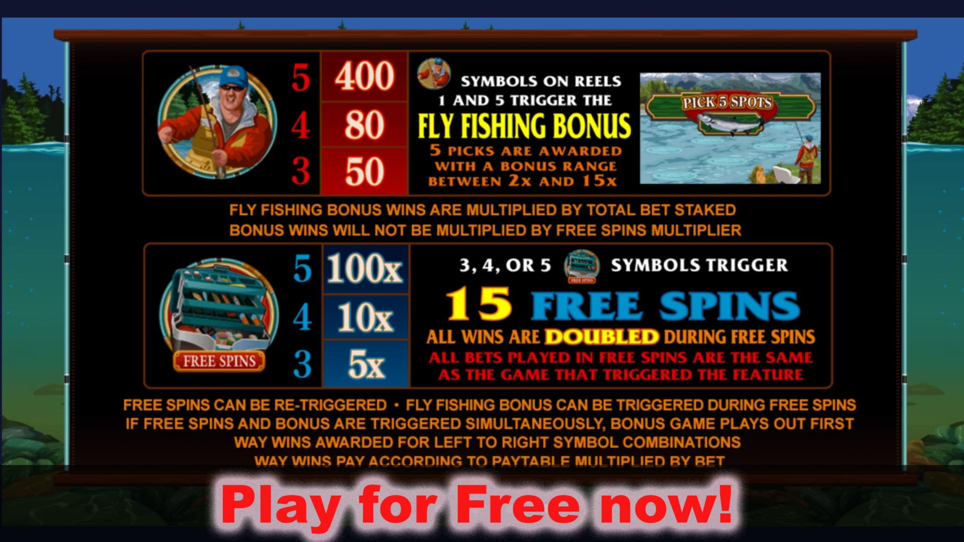 65 Free spins casino at Reef Club Casino