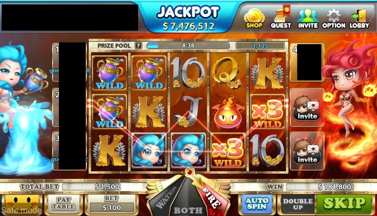 €3015 Slots Heavenへの入金ボーナスはありません