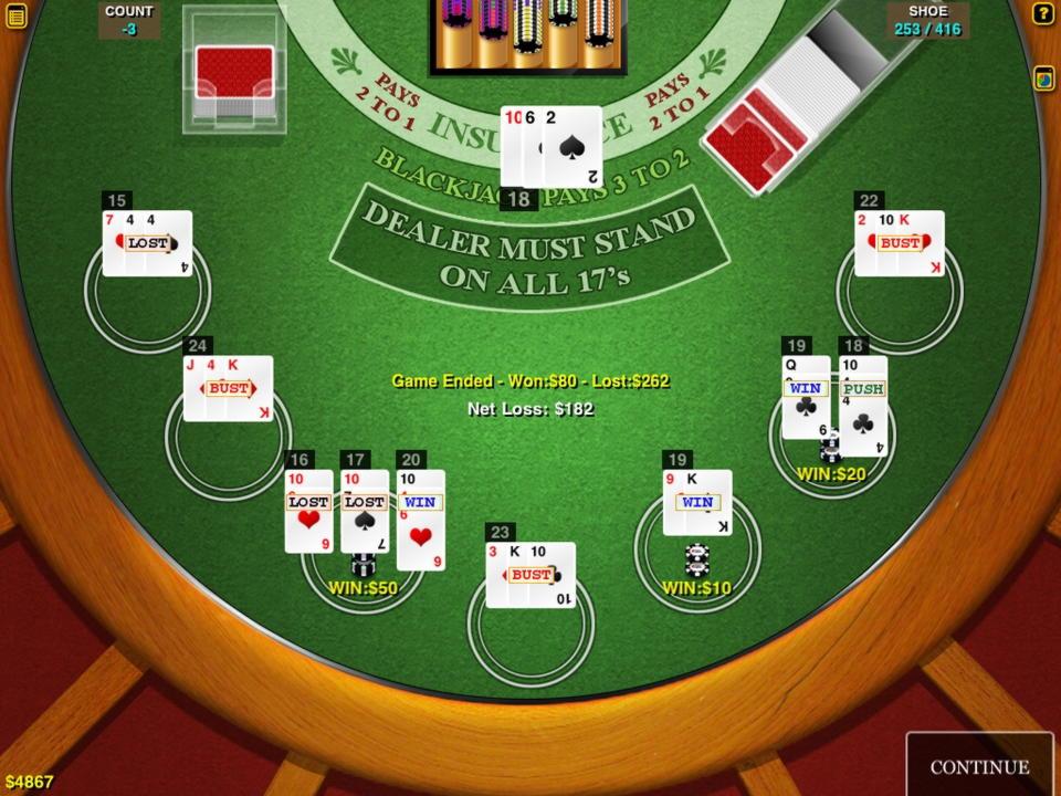 €495 Casino Tournament at Sloto'Cash