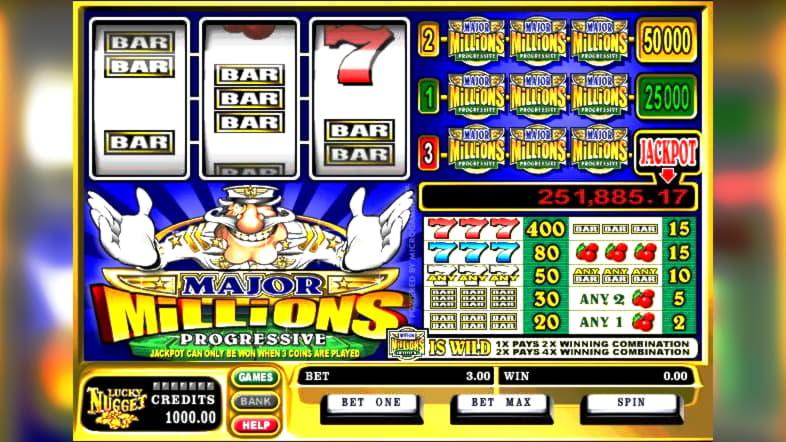 All Jackpots Casino Bonus Code