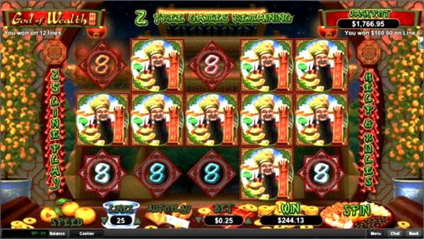 luksusa kazino bezmaksas spēle