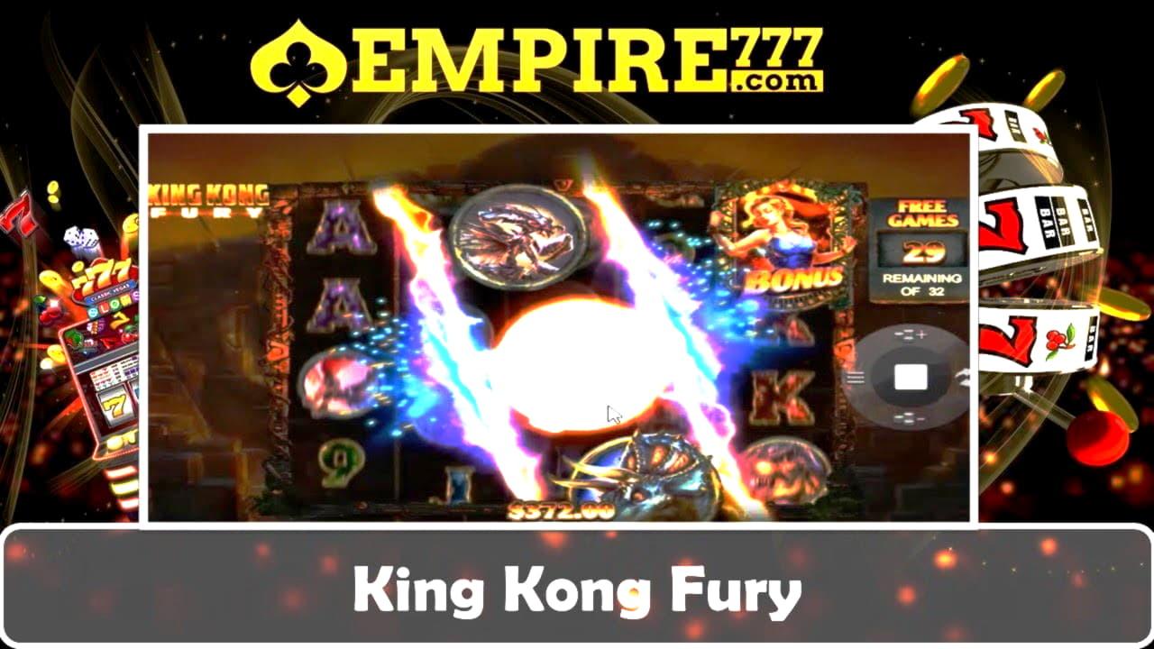 Ойын автоматтары King kong тегін