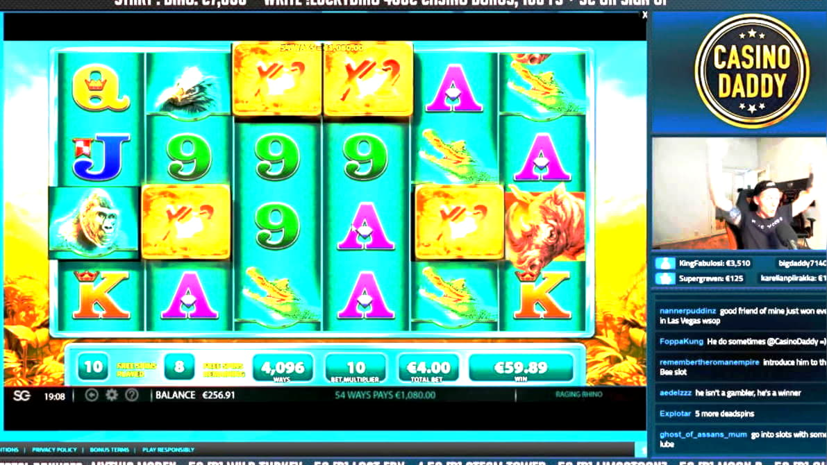 Cherry gold free spins