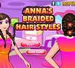 Anna's Braided Hairstyles