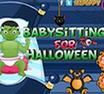 Babysitting for Halloween