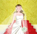 Beautiful Bride Dress Up