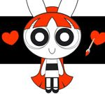 Buttercup PowerPuff Coloring