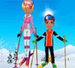 Abiti da sci fresco