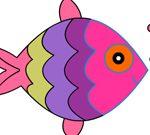 Cute Balıq Boyama