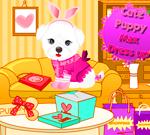 Cute Puppy Max Dress Up