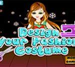 Desain Kostum Mode Anda