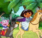 Dora Journey Puzzles