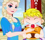 Elsa Baby Flu Treatment