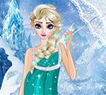 Elsa Pregnant