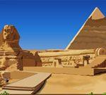Útěková země faraonů