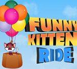 Funny Kitten Ride